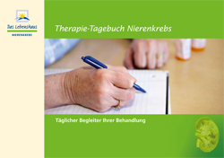 LH NZK Therapie Tagebuch cover
